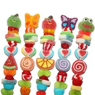 Assorted- Candy-Kabobs