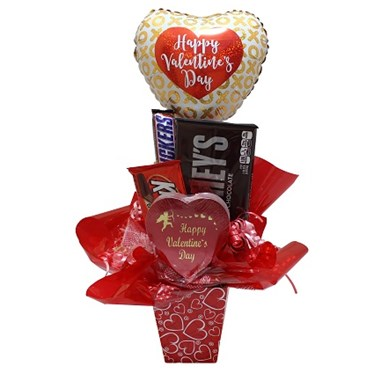 Valentine S Day Candy Bouquet Flowerama Of Midland