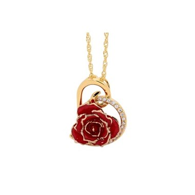 red-glazed-rose-heart-pendant-24k-gold